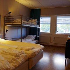 Отель Spoton Hostel & Sportsbar Швеция, Гётеборг - 1 отзыв об отеле, цены и фото номеров - забронировать отель Spoton Hostel & Sportsbar онлайн комната для гостей фото 5