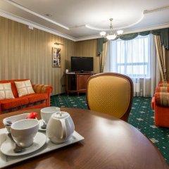 Гостиница Самара 3* Апартаменты Премиум с разными типами кроватей фото 9