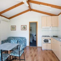 Отель Discovery Parks – Barossa Valley Улучшенное бунгало с различными типами кроватей фото 2