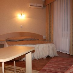 Лукоморье Мини - Отель Стандартный номер с различными типами кроватей фото 11