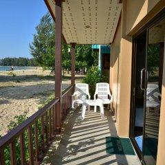 Отель Dang Sea Beach Bungalow балкон