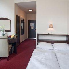 Novum Hotel Eleazar City Center 3* Стандартный номер двуспальная кровать фото 8
