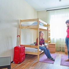 БМ Хостел Кровать в общем номере с двухъярусной кроватью фото 21