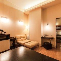 Гостиница Невский Форум 4* Номер Делюкс с различными типами кроватей фото 3