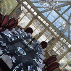 Отель Etrop Grange Манчестер фитнесс-зал
