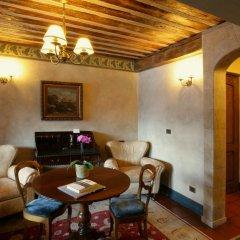 Mont Blanc Hotel Village 5* Номер Делюкс с различными типами кроватей фото 7