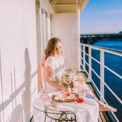 Отель Баккара Киев балкон