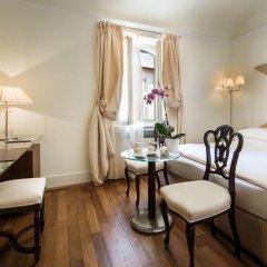 Villa La Vedetta Hotel 5* Стандартный номер с различными типами кроватей фото 8