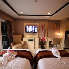 Отель New Nordic Marcus 3* Студия с различными типами кроватей фото 2