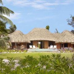 Отель Four Seasons Resort Bora Bora 5* Вилла с различными типами кроватей фото 4