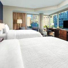 Отель Hilton Garden Inn Washington DC/Georgetown Area комната для гостей фото 3
