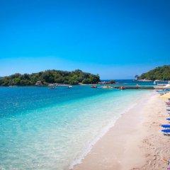 Отель Studios Villa Sonia пляж фото 2