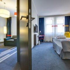 Гостиница Парк Инн от Рэдиссон Роза Хутор (Park Inn by Radisson Rosa Khutor) 4* Люкс с двуспальной кроватью фото 2
