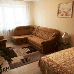 Апартаменты Comfort Minsk Apartment Минск комната для гостей фото 2