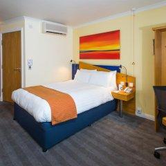 Отель Holiday Inn Express Glasgow City Centre Riverside 3* Стандартный номер с различными типами кроватей фото 2