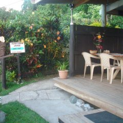 Отель Gecko Lodge Fiji Савусаву