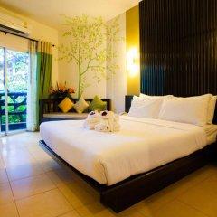 Отель Anyavee Ban Ao Nang Resort 3* Стандартный номер с различными типами кроватей фото 2