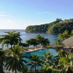 Отель Moemoea Duplex by Tahiti Homes Французская Полинезия, Аруе - отзывы, цены и фото номеров - забронировать отель Moemoea Duplex by Tahiti Homes онлайн пляж