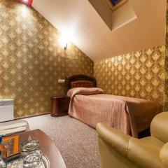 Крон Отель 3* Номер Эконом с разными типами кроватей фото 8