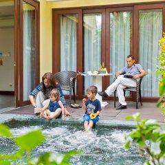 Отель Hoi An Silk Marina Resort & Spa 4* Вилла с различными типами кроватей