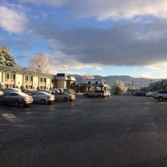 Отель Best Western Plus Waterbury - Stowe парковка