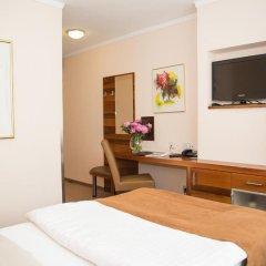 Hotel Admiral am Kurpark 4* Стандартный номер с различными типами кроватей