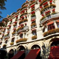 Hotel Plaza Athenee 5* Улучшенный номер фото 4