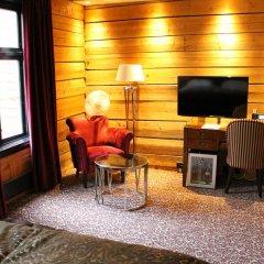Det Hanseatiske Hotel 4* Люкс с различными типами кроватей фото 2