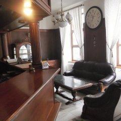 Elen's Hotel Arlington Prague интерьер отеля