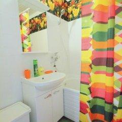 Гостиница Экодомик Лобня Улучшенный номер с различными типами кроватей фото 23