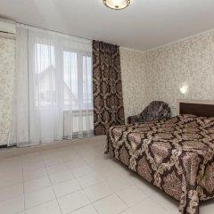 Гостевой дом Уют комната для гостей фото 3
