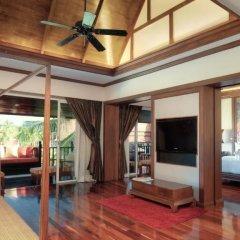 Отель JW Marriott Khao Lak Resort and Spa 5* Представительский люкс с различными типами кроватей фото 3