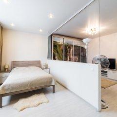 Апартаменты на Егорова Студия Делюкс с различными типами кроватей фото 11