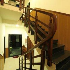 Отель Quang Xuong Homestay 2* Стандартный номер с различными типами кроватей фото 6