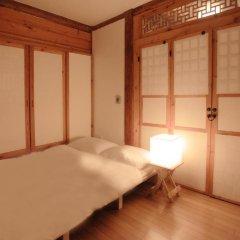 Отель Bukchon Yujung Апартаменты с различными типами кроватей фото 7