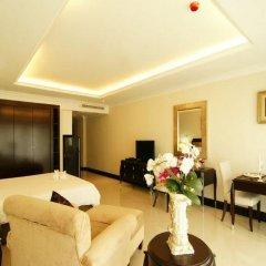 Отель LK Legend 4* Студия с различными типами кроватей