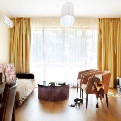 Апарт-Отель Golden Line Апартаменты с различными типами кроватей фото 26
