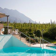 Design Hotel Tyrol Парчинес бассейн