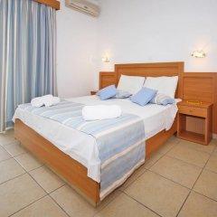 Отель Miramare Hotel Греция, Ситония - отзывы, цены и фото номеров - забронировать отель Miramare Hotel онлайн комната для гостей фото 3