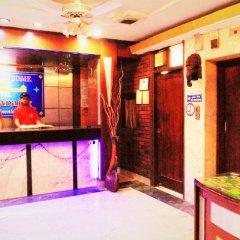 Hotel Maharaja Continental интерьер отеля фото 2