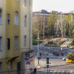 Апартаменты Apartment Charles Будапешт балкон