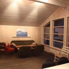 Отель Stranda Lodge интерьер отеля