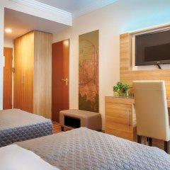 Leonardo Hotel Hamburg Stillhorn 4* Номер Комфорт с различными типами кроватей фото 4
