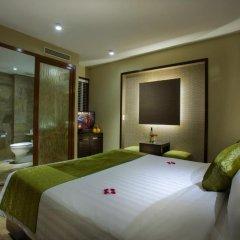 Oriental Suite Hotel & Spa 4* Улучшенный номер двуспальная кровать фото 5