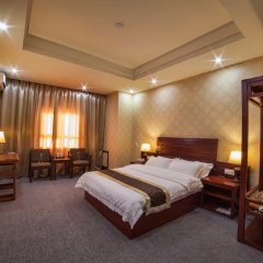 Hotel Shanghai City Люкс с различными типами кроватей фото 2