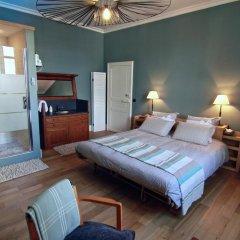 Отель La Lambertine Сомюр комната для гостей фото 4