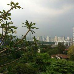 Отель My Home In Bangkok Бангкок балкон
