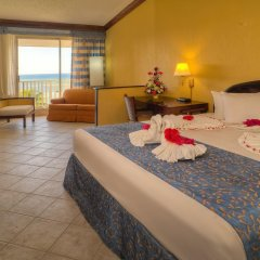 Отель Holiday Inn Resort Montego Bay All Inclusive 3* Стандартный номер с двуспальной кроватью фото 6