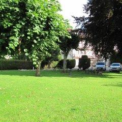 Отель Citotel L'Echo Des Montagnes Армой парковка