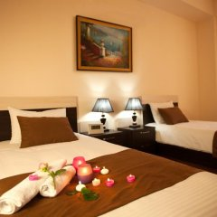 Отель Panorama Resort 4* Апартаменты с двуспальной кроватью фото 5
